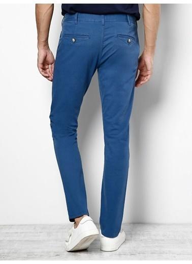 Colin's Slim Fit Erkek Pantolon Mavi